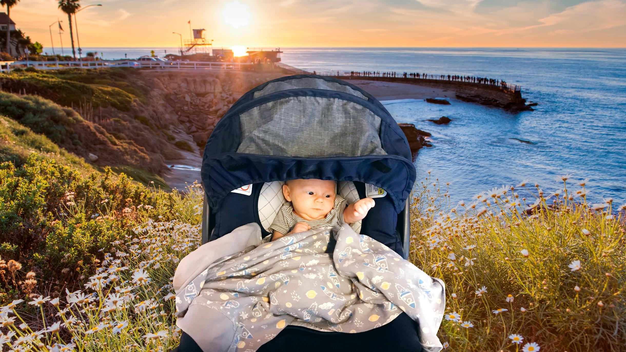 Сколько стоят роды в Калифорнии