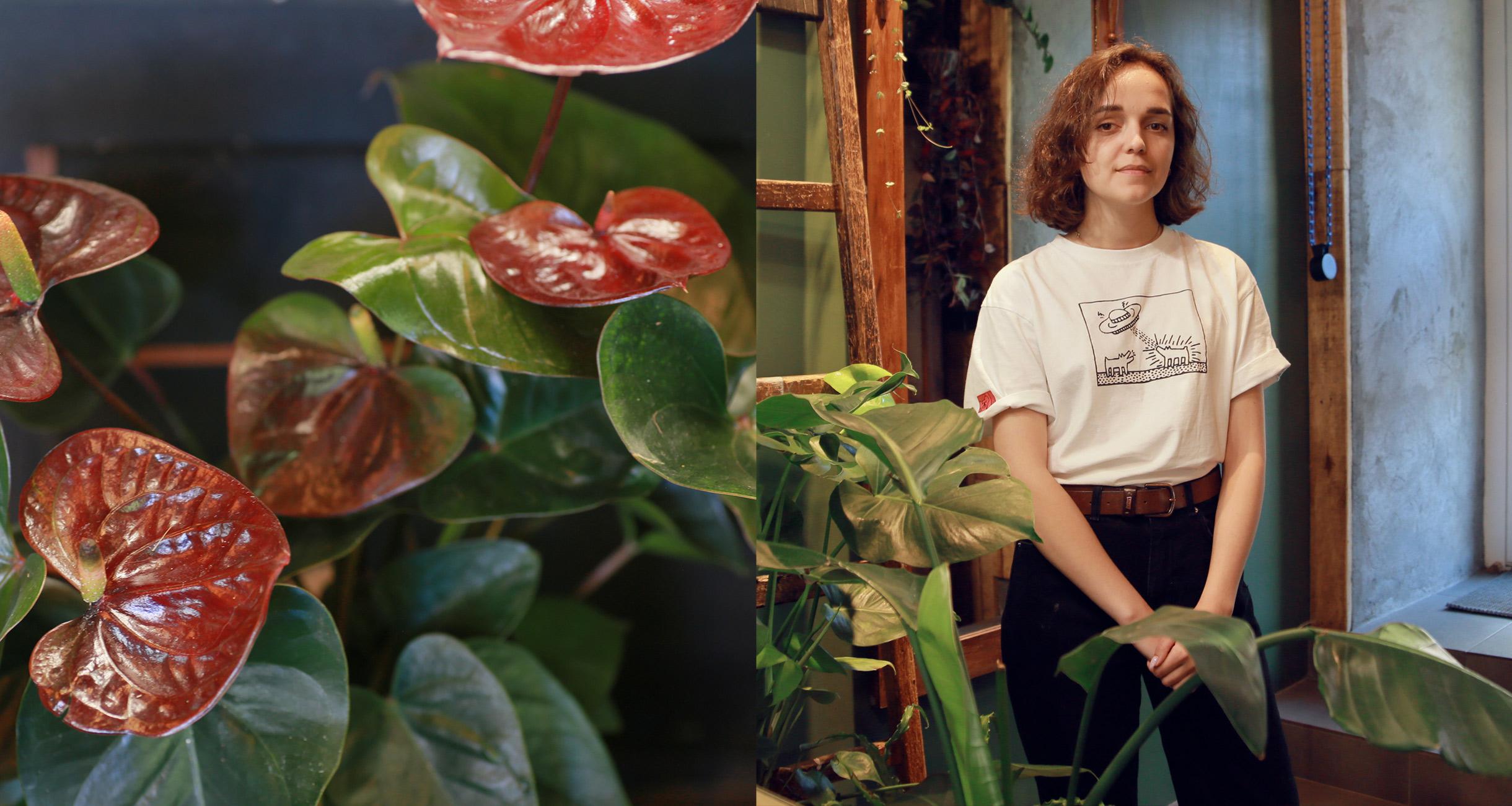 Кейс: цветочный магазин в центре Москвы