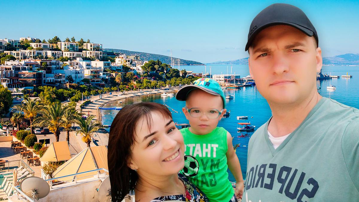 Сколько стоит отдых в Турции с ребенком