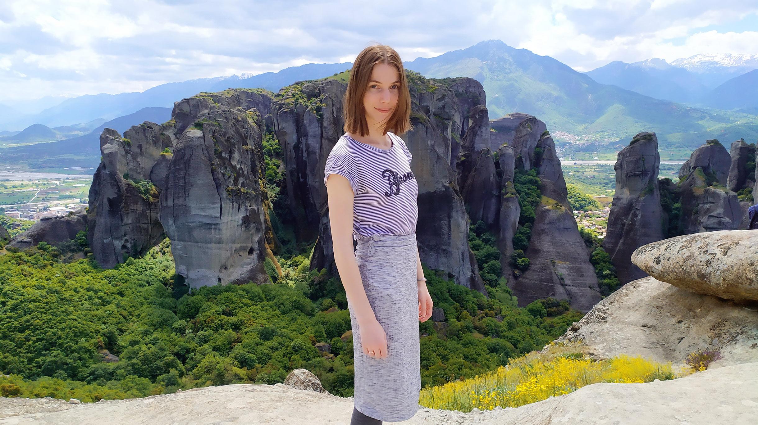 Отпуск в Метеорах: цивилизация, пейзажи и монастыри