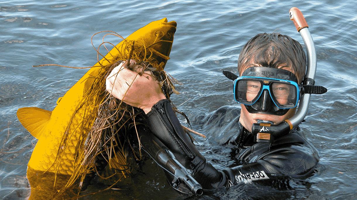 Сколько стоит стать подводным охотником
