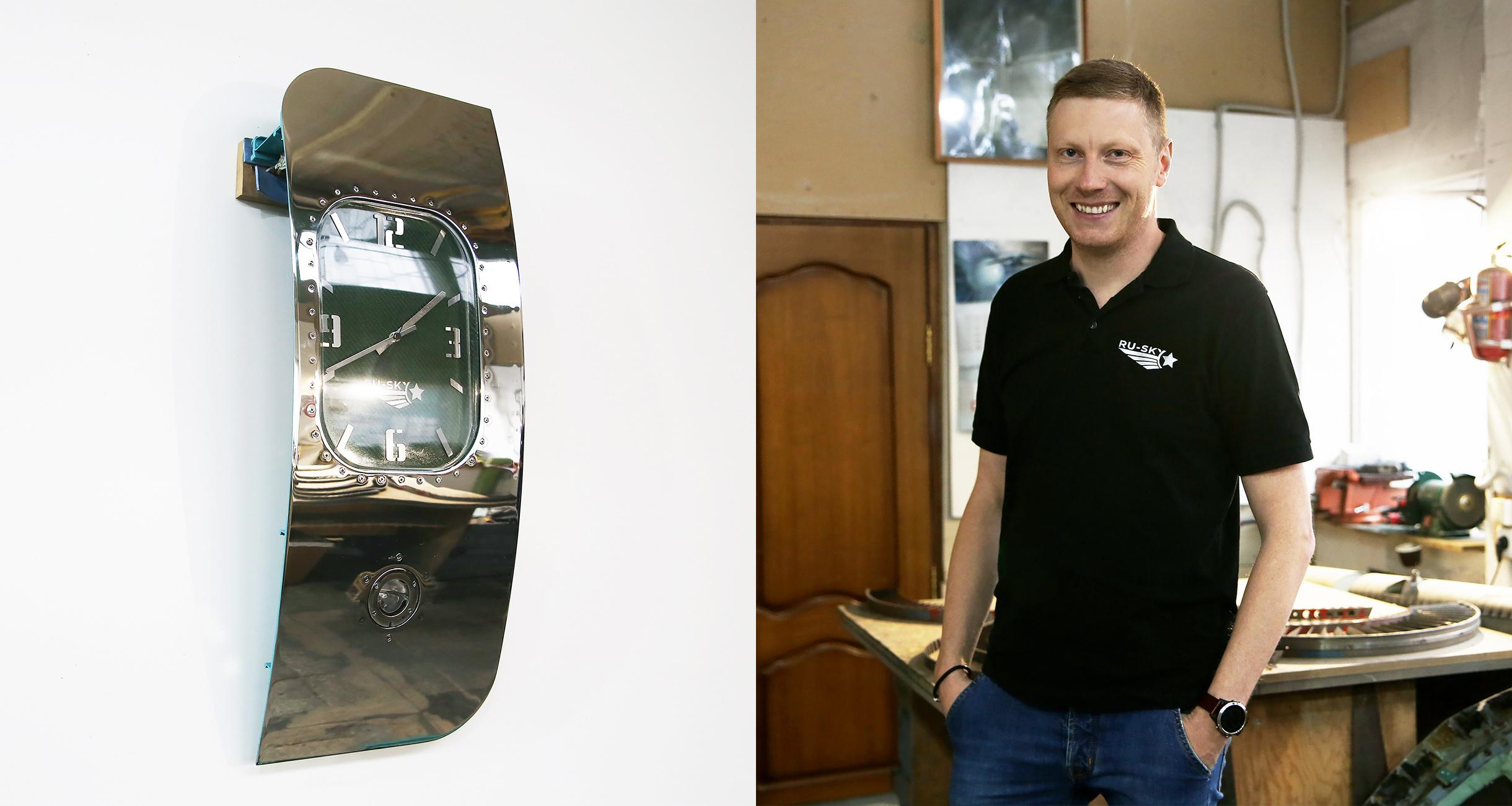 Бизнес: производство мебели из старых самолетов