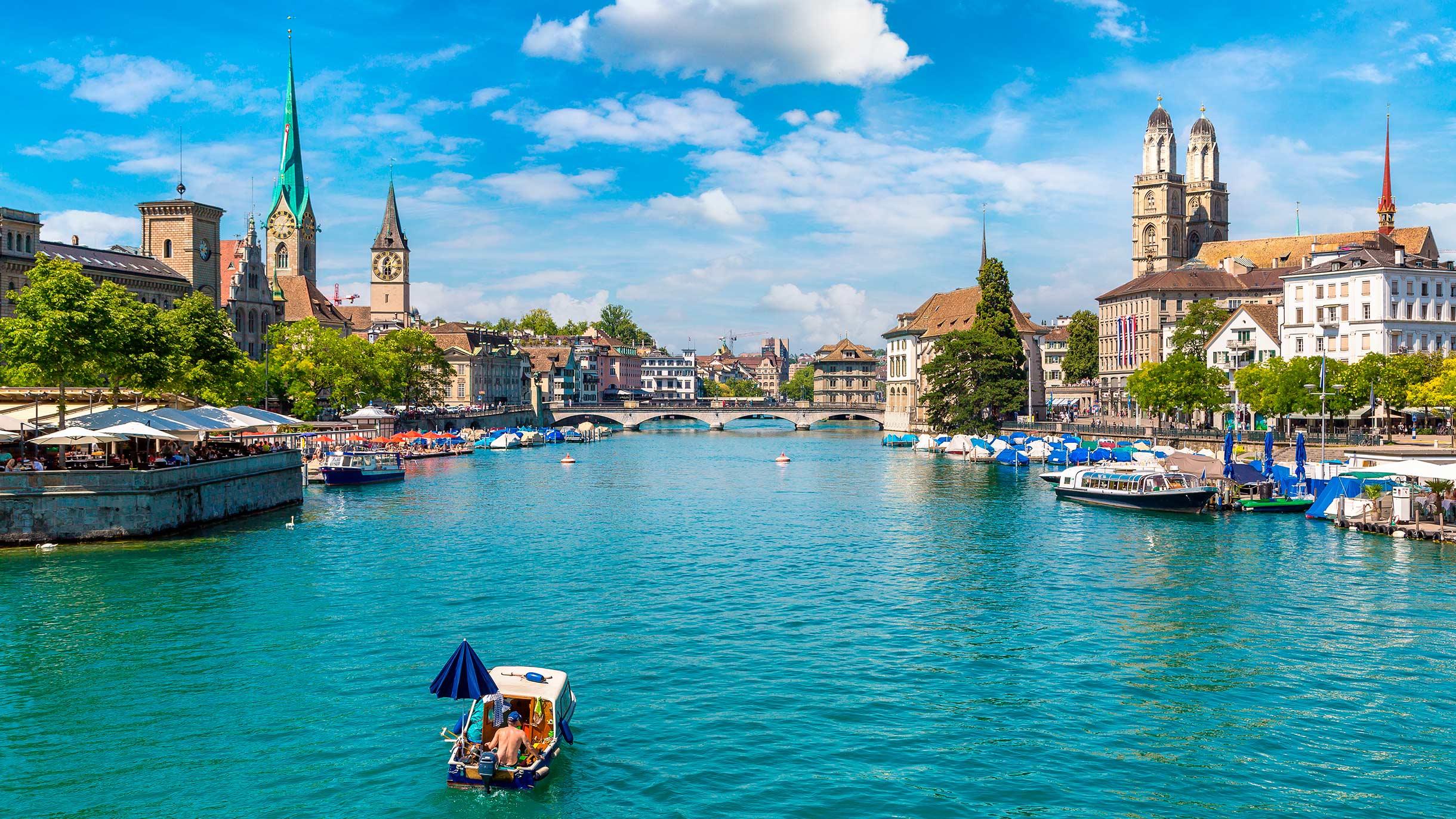 Что посмотреть в Цюрихе за один день