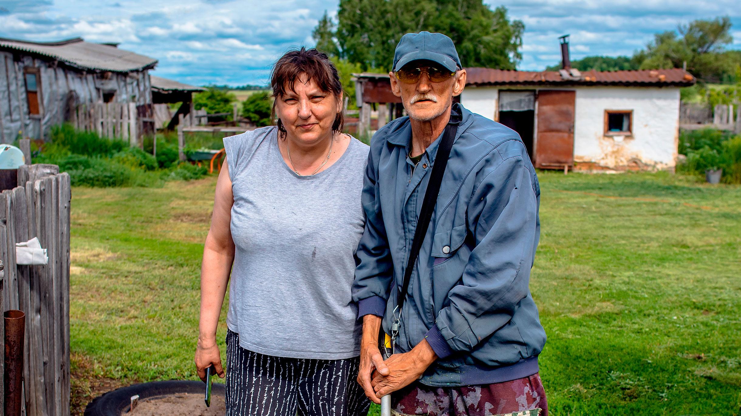 Семья много лет жила в доме, а потом оказалось, что муж давно его заложил