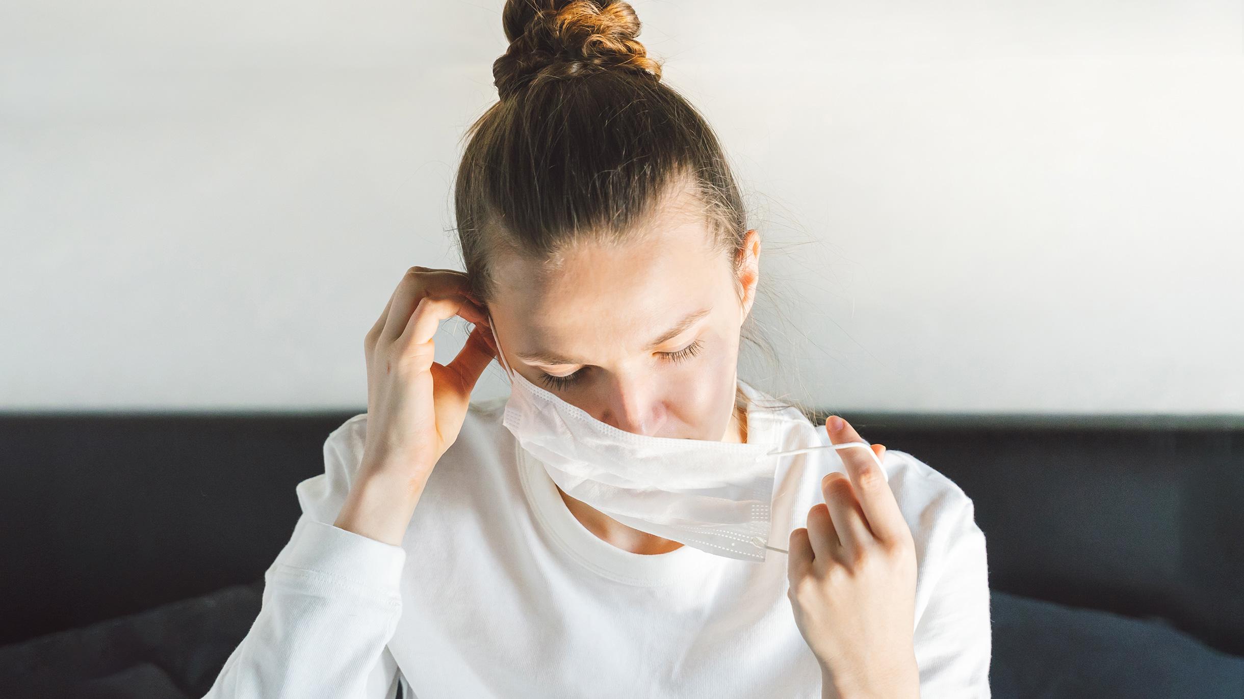 Как и зачем использовать медицинскую маску, если вы не врач