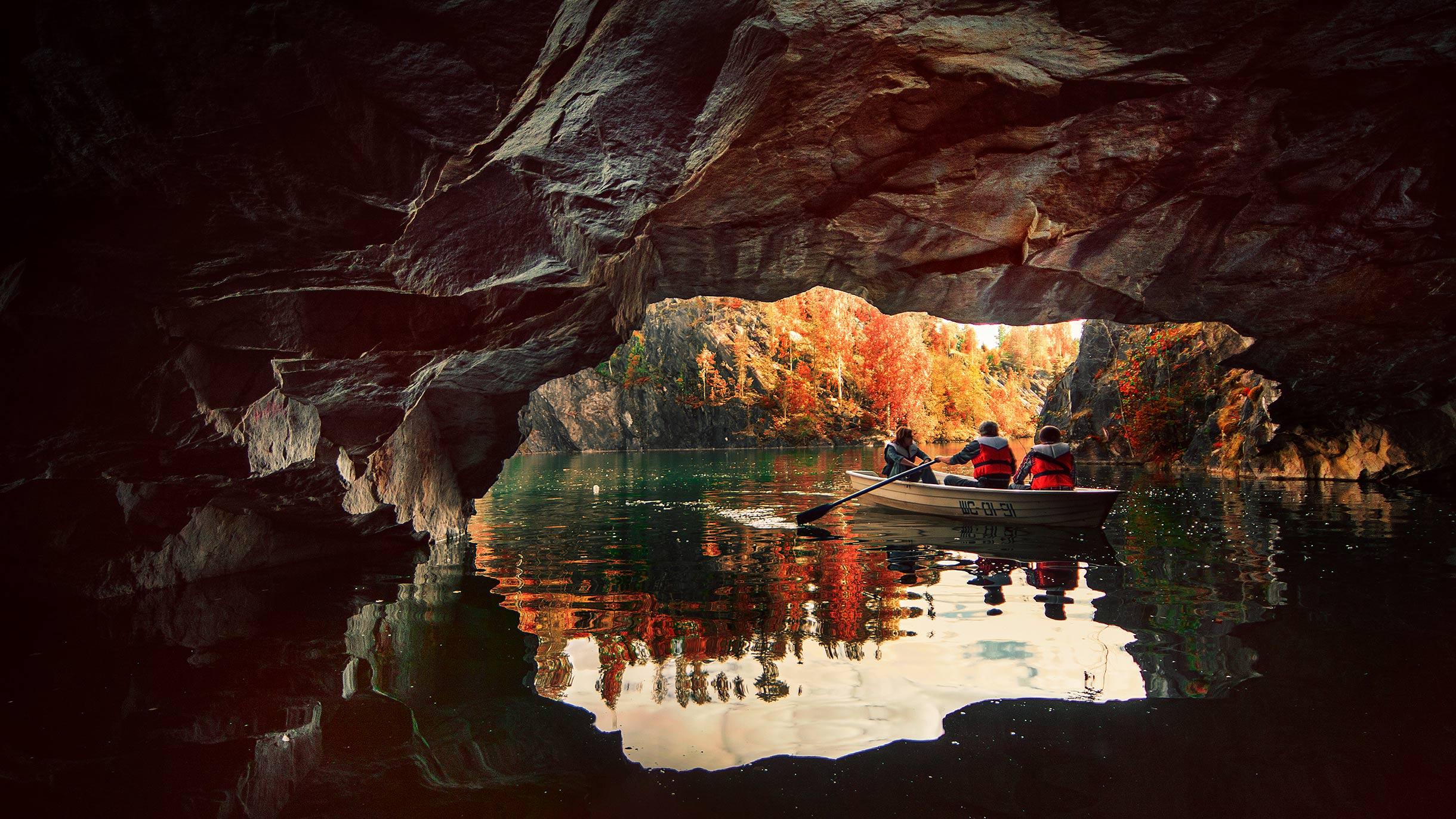 Сколько стоит съездить в горный парк «Рускеала»