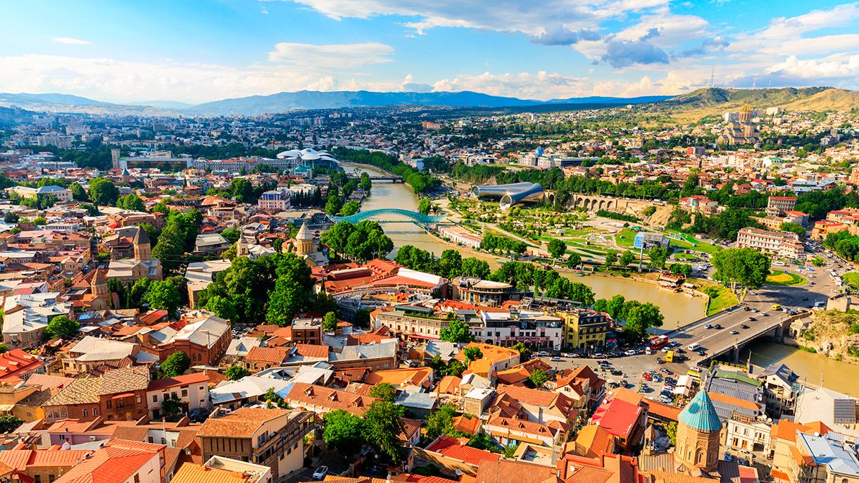 Что посмотреть в Тбилиси за один день