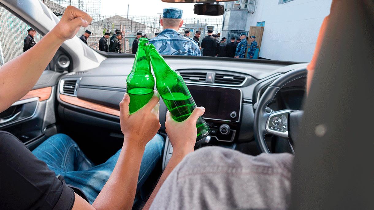 Пьяный водитель может получить за ДТП до 15 лет лишения свободы