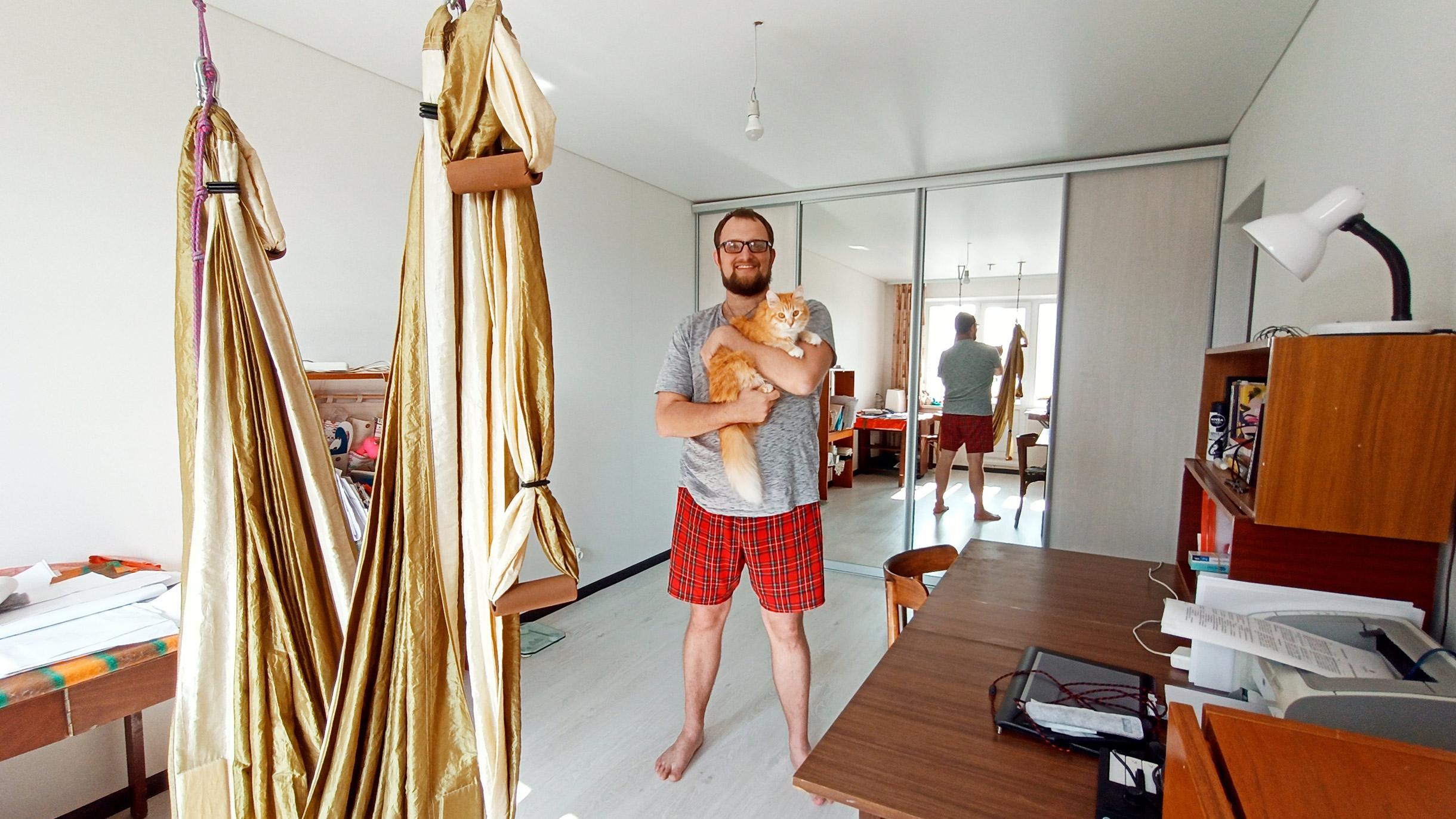 Я сделал ремонт в двухкомнатной квартире за 390 тысяч рублей