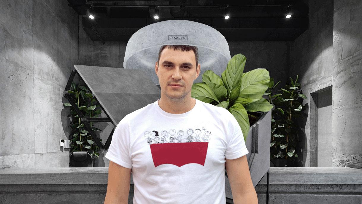 Бизнес: мебель из бетона в Москве