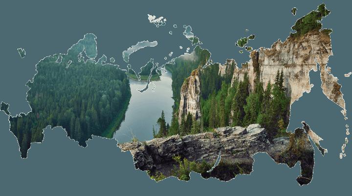 Угадайте, в каком регионе России находятся эти достопримечательности