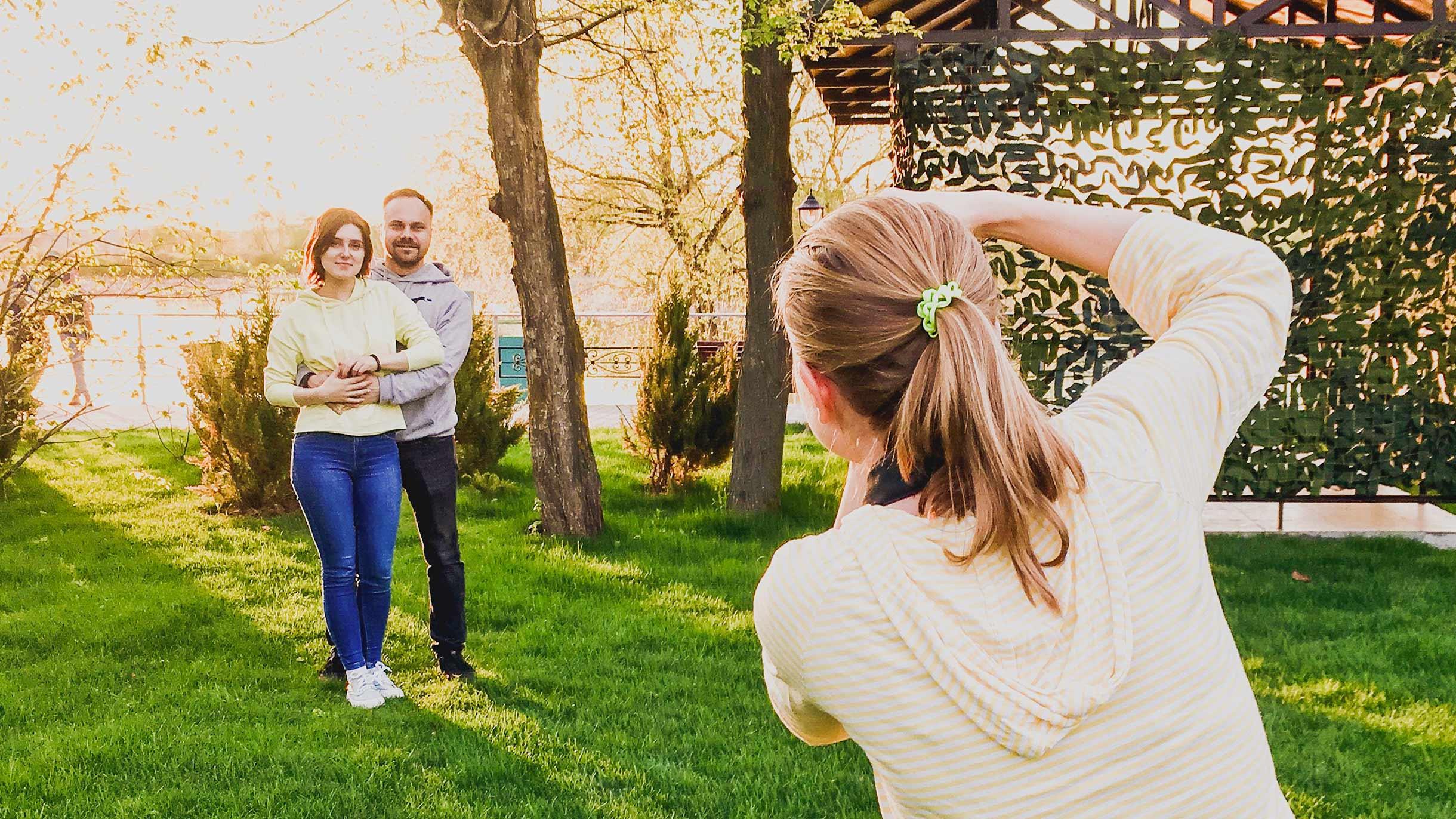 Как стать семейным фотографом