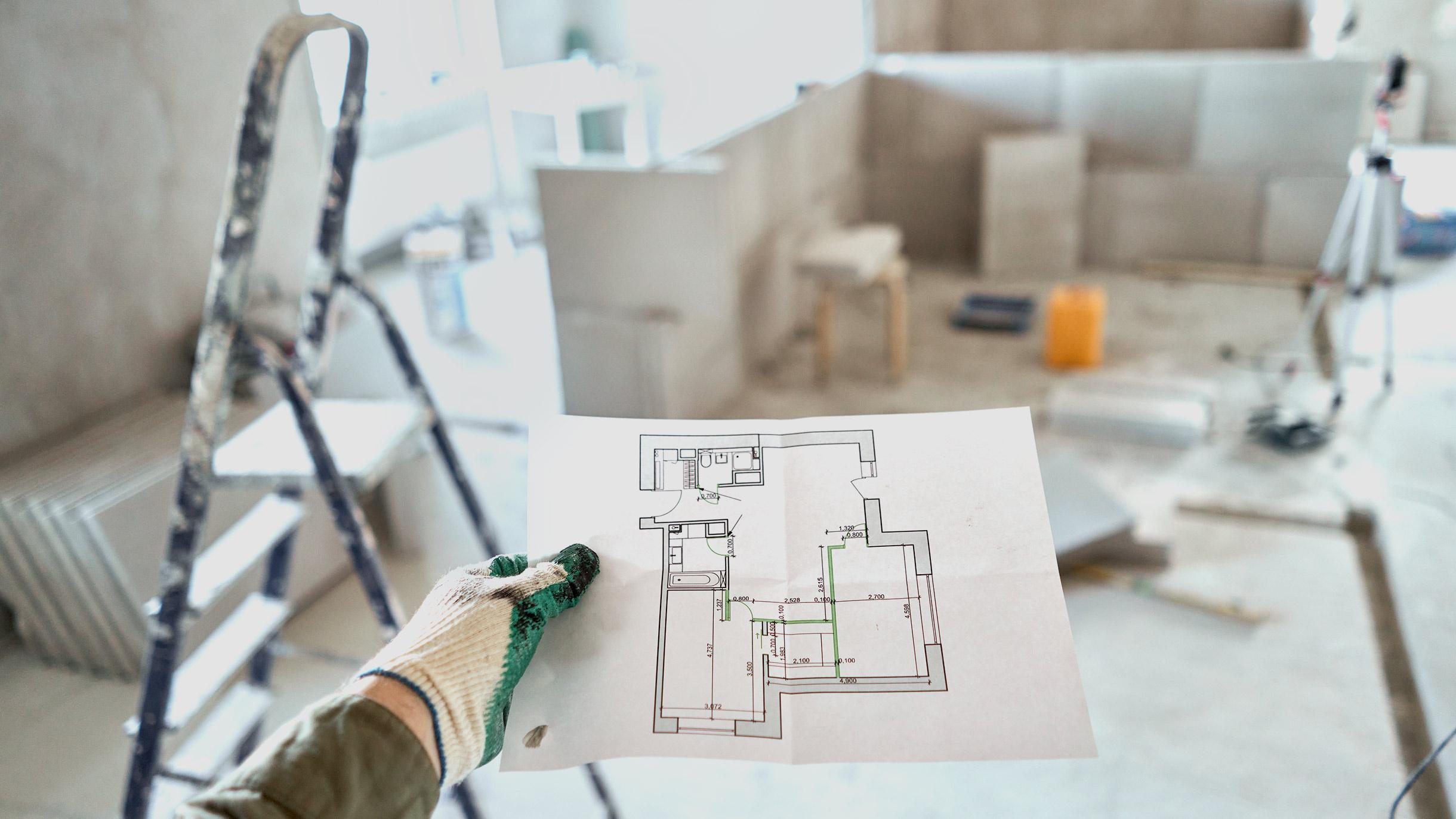 Как выбрать квартиру по чертежу и не переплатить