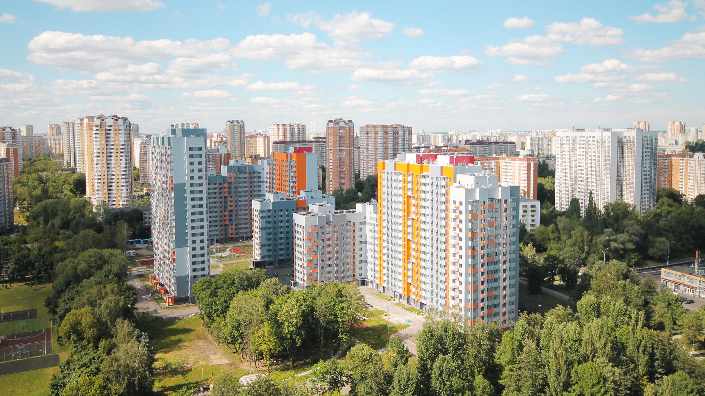 Как снять в Москве квартиру от собственника