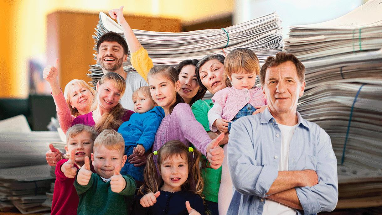 Родители берут кредит