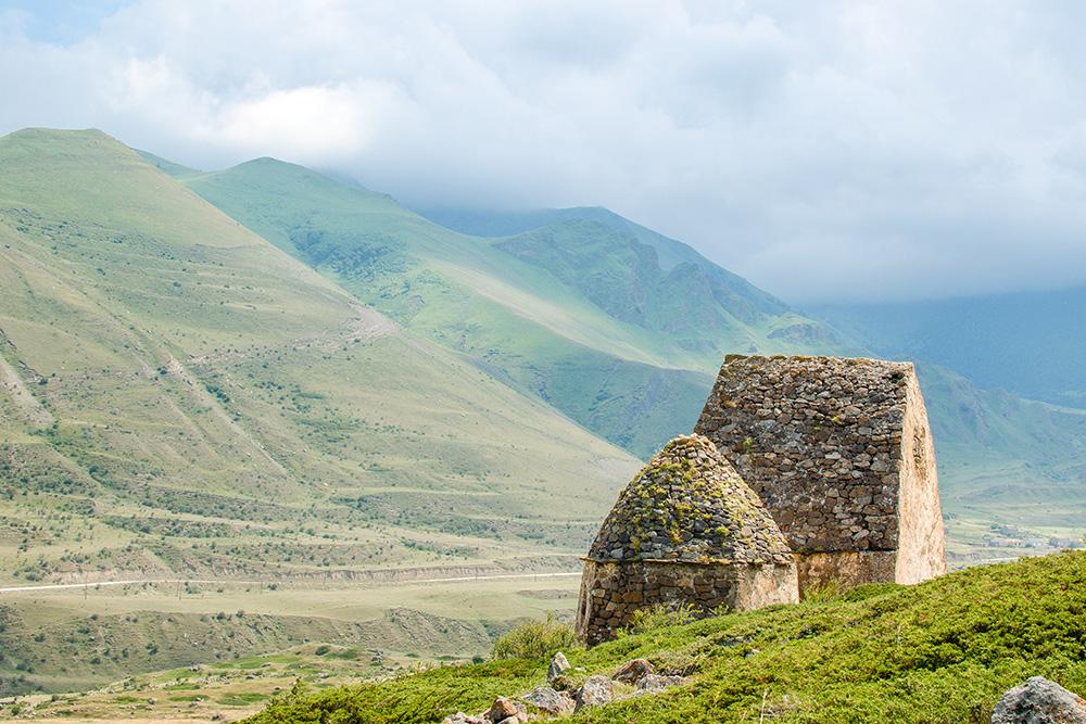 Аэто вид саномальной зоны «Альфа», которая находится в Кабардино-Балкарии