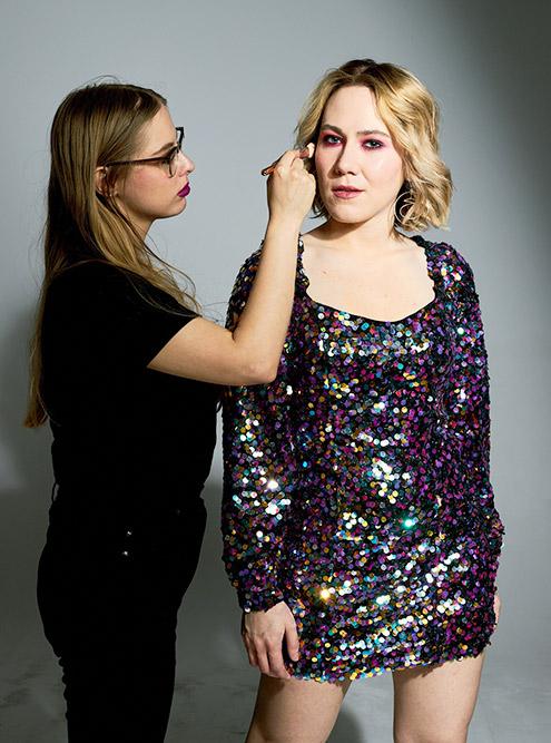 Бесплатно работаю на творческой фотосессии дляпортфолио актрисы