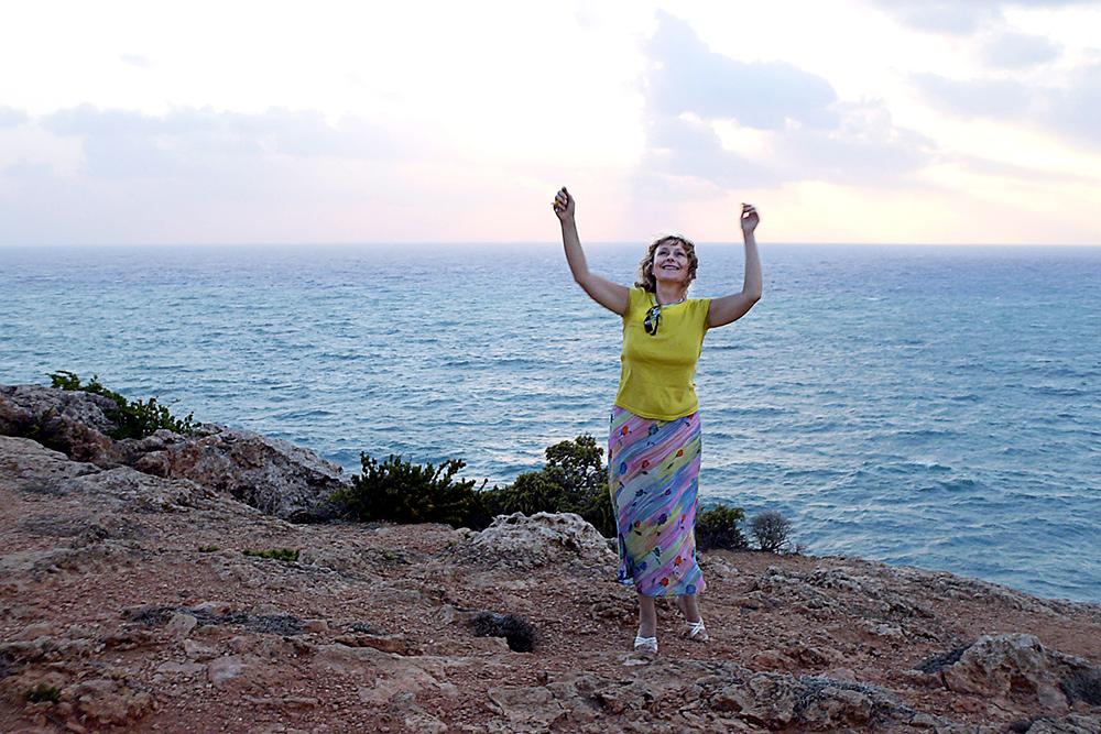 Я на Мальте в 2006году