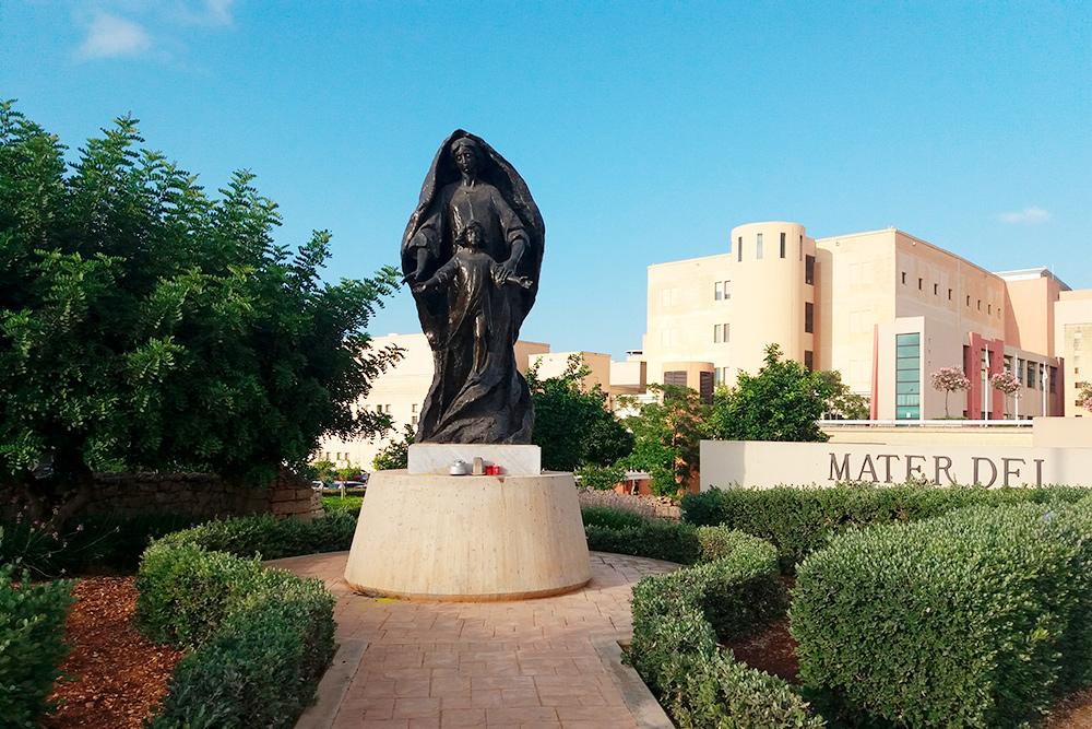 Государственный госпиталь MaterDei. Фото: negmardesign / Shutterstock