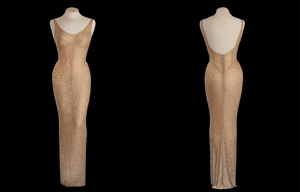 Dress Courtesy Julien's Auctions