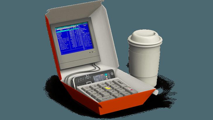 Хакеры в кафе