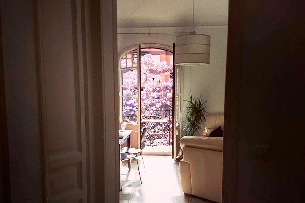 Квартира, в которой жила Дарья