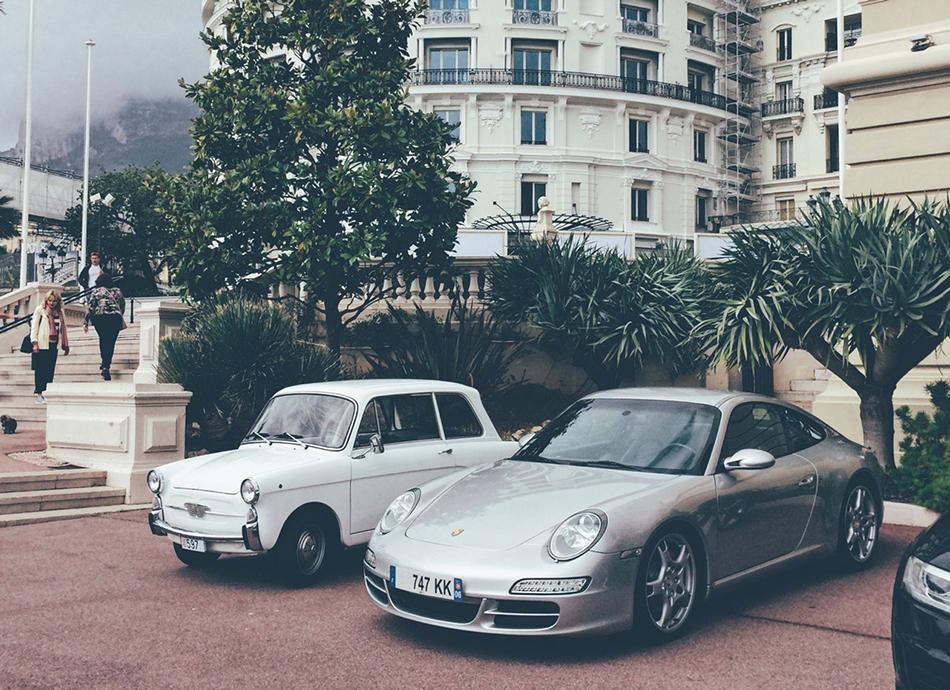 В аренду можно взять не только спорткар, но и раритетное авто