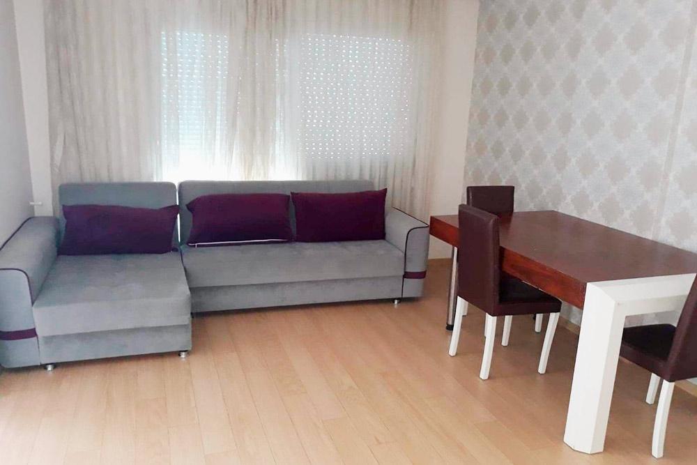 Гостиная около 20м²
