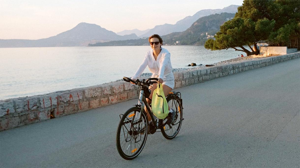 Я езжу в путешествия со своим велосипедом