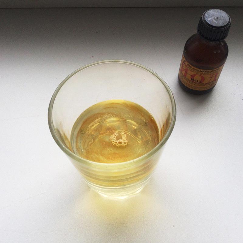 Если в разбавленный мед не подмешивали для густоты крахмал или муку, то йод не изменит цвет меда