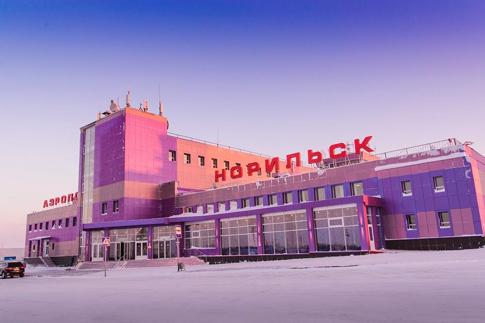 Аэропорт «Норильск», впрошлом — «Алыкель». Автор: Alexandr Jitarev/ Shutterstock.com