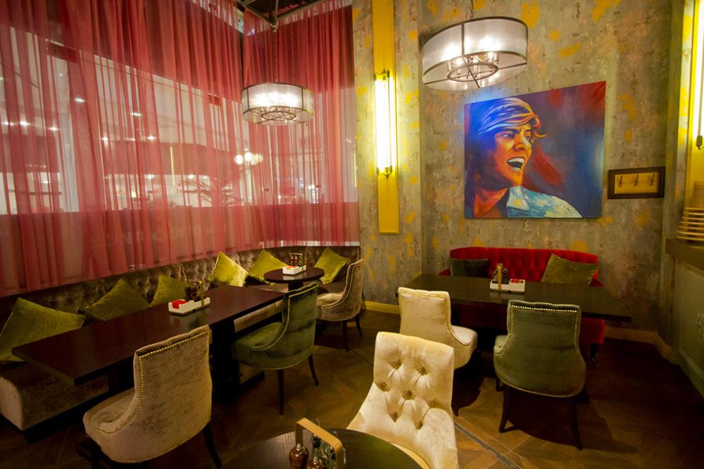 Итальянский ресторан «Санремо». Источник: группа во Вконтакте