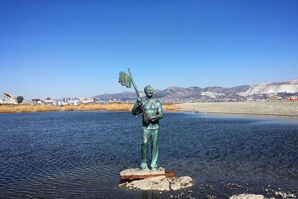 Памятник, который узнают 90%жителей России