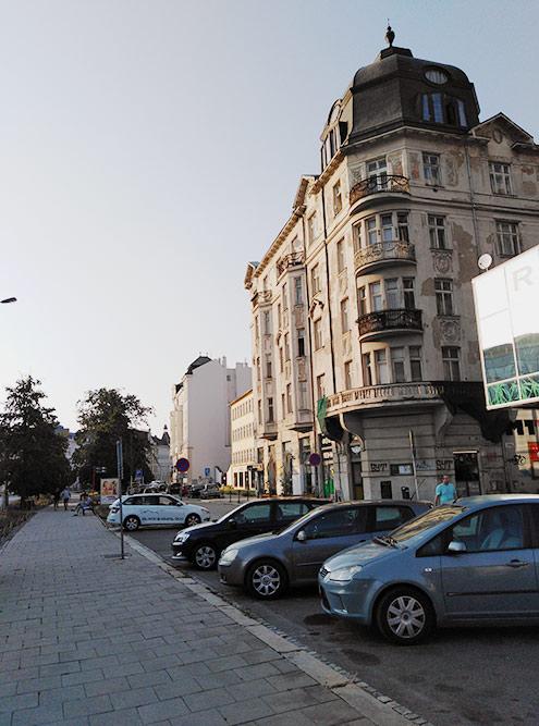 Исторический центр Оломоуца