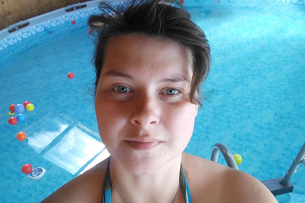 Явнашем бассейне