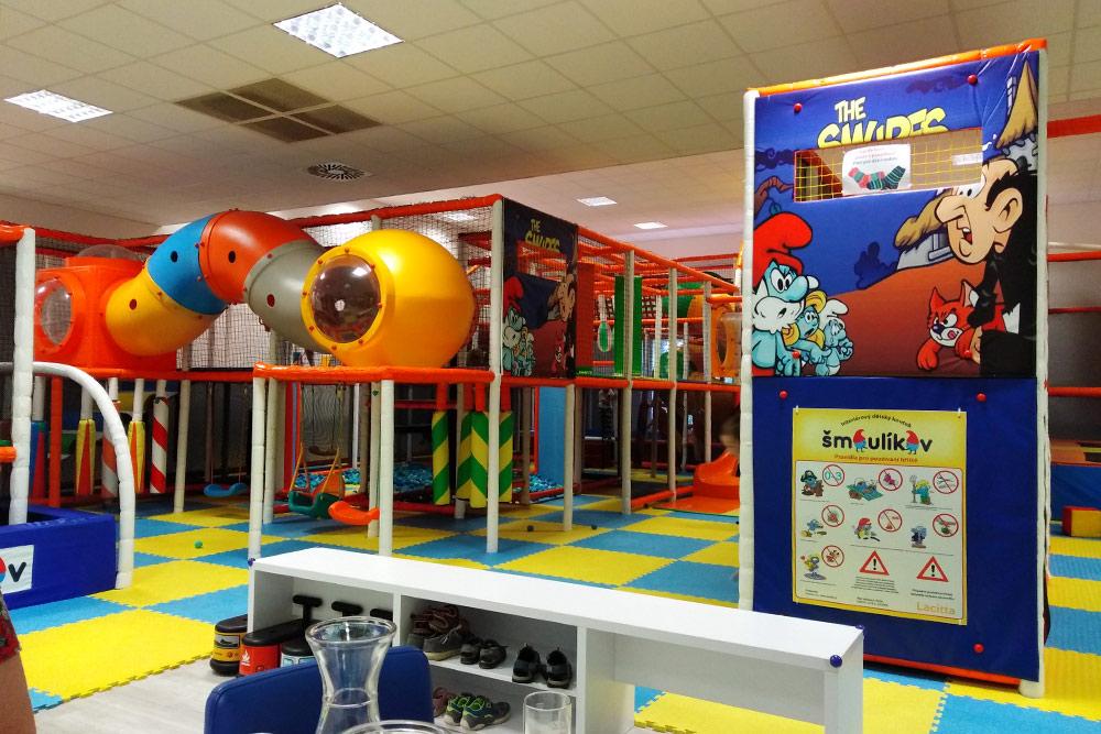 Детский центр в Простееве