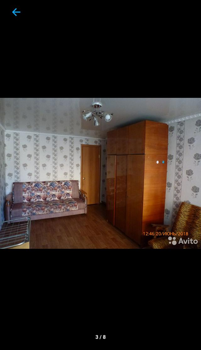 Фотографии квартиры в объявлении