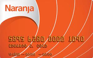Кредитная карта Tarjeta Naranja