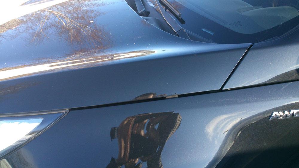 Если зазоры очевидно неравномерные, то, скорее всего, автомобиль попадал в ДТП. Источник: malceva.mostlux.ru