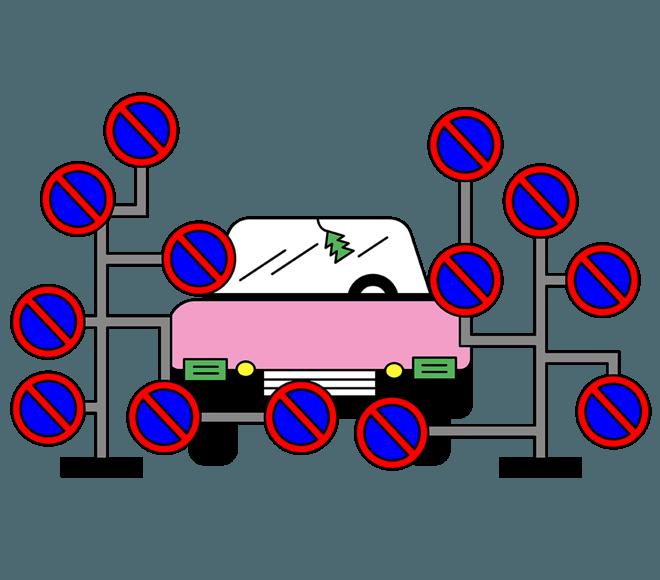 Как оспорить штраф за парковку без суда