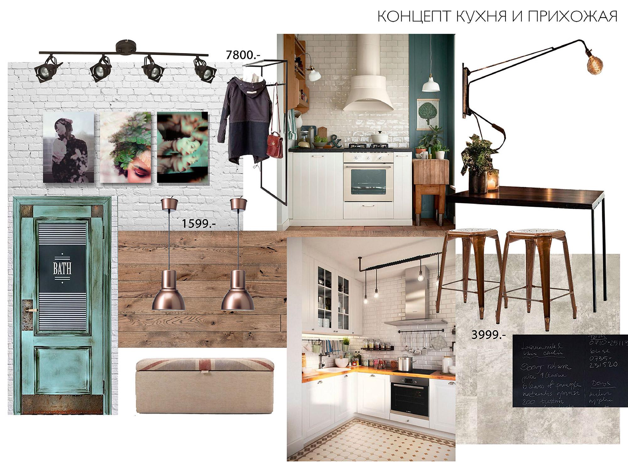 Концепция стиля интерьера вмоей квартире