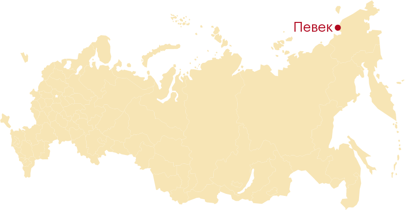 Чукотское море - климат карта рельеф дна фауна и вода Чукотского моря