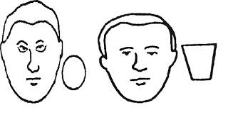 Овальная и трапециевидная формы лица