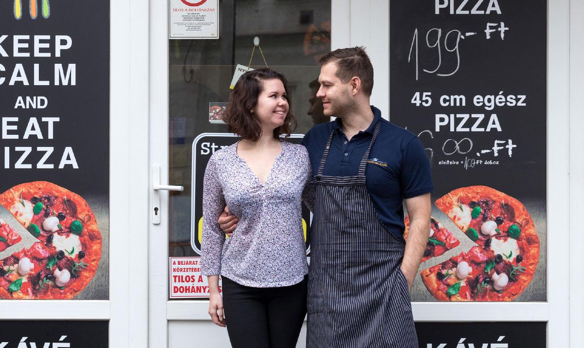 Сколько стоит открыть пиццерию в Венгрии