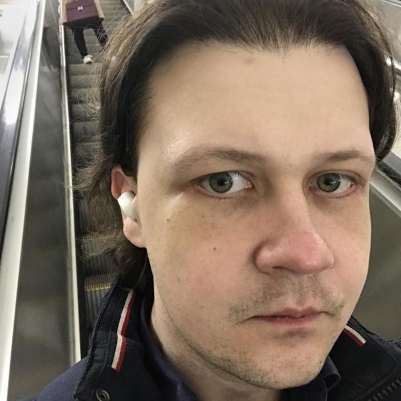 Через месяц после операции