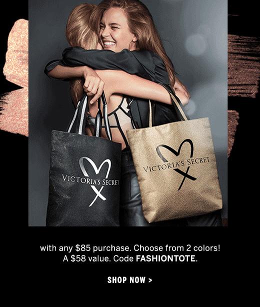 Акция на сумки в магазине «Викториас-сикрет» длится круглый год