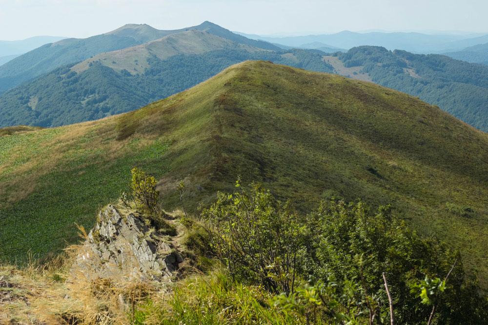 Горы Бещады — один из наименее заселенных горных районов Европы