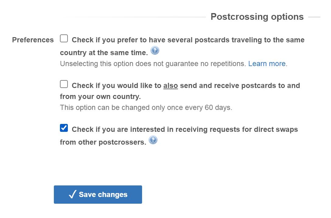 В настройках анкеты можно заблокировать отправителей из своей страны: нужно просто убрать галочку напротив второй по счету фразы. Но блокировка будет действовать 60 дней, потом придется снова это сделать