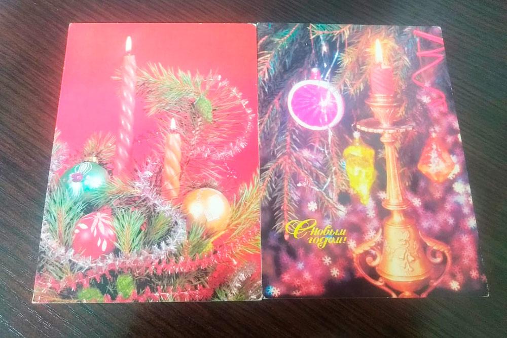 Я не люблю советские праздничные открытки