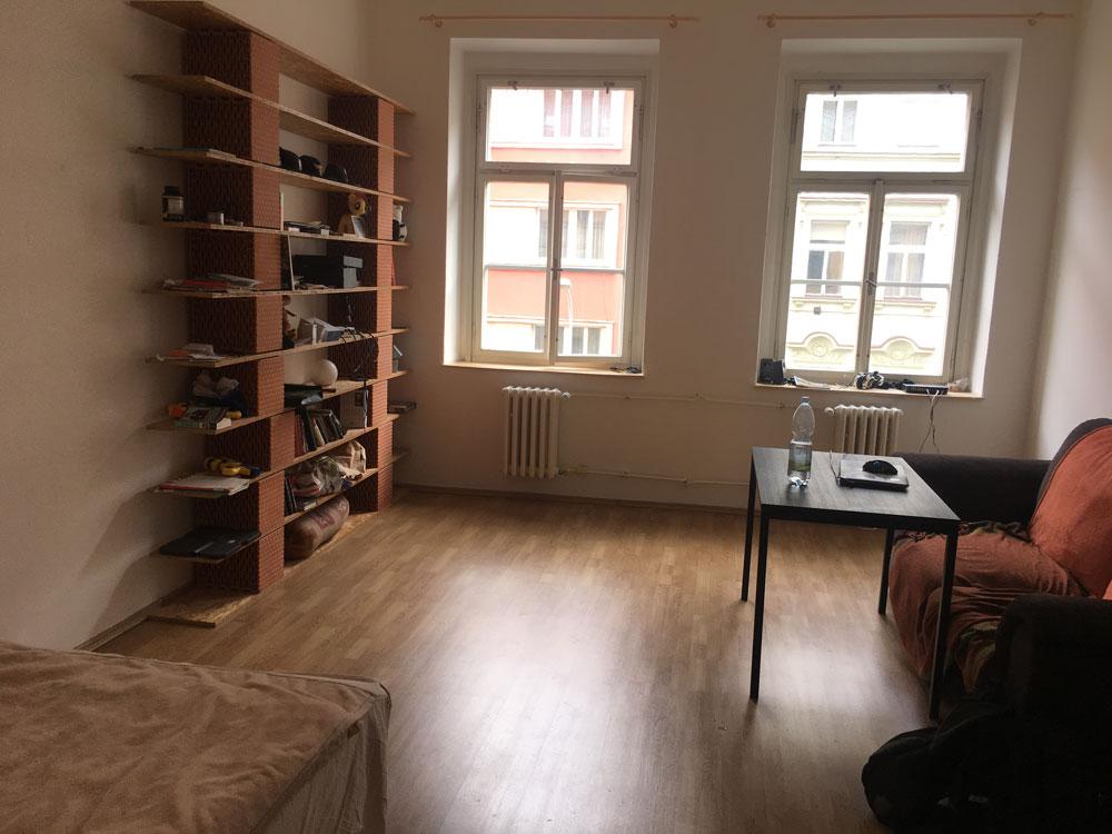Внутреннее убранство моей квартиры и виды из окон